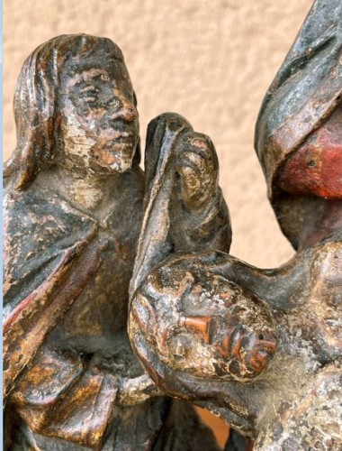 - Deploration of Christ around 1500