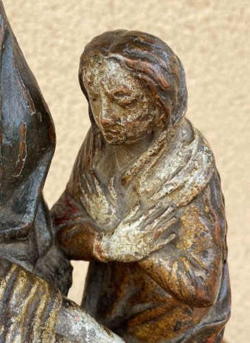 Antiquités - Deploration of Christ around 1500