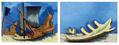 Boats, 193 - Jean Lurçat (1892-1966)