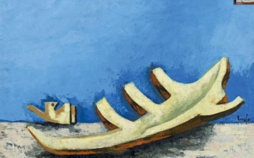 Paintings & Drawings  - Boats, 193 - Jean Lurçat (1892-1966)