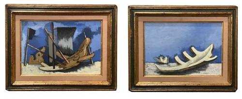 Boats, 193 - Jean Lurçat (1892-1966) -