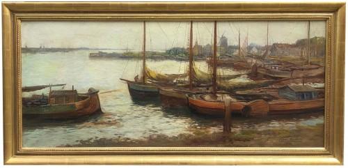 Port -  KeesTERLOUW(1890-1948)