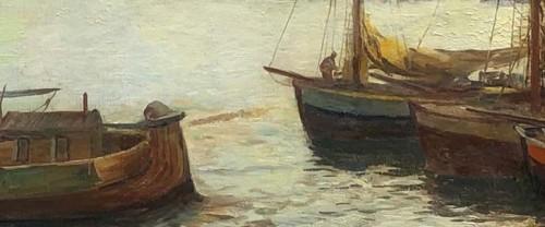 Paintings & Drawings  - Port -  KeesTERLOUW(1890-1948)