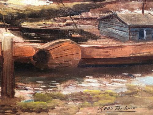 20th century - Port -  KeesTERLOUW(1890-1948)