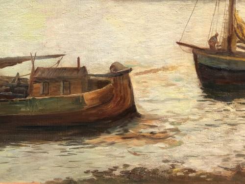 Antiquités - Port -  KeesTERLOUW(1890-1948)