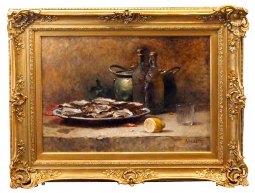 Still Life with Eights - René Louis Chrétien (1867-1942)