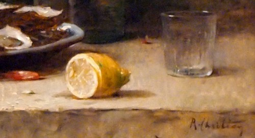 Paintings & Drawings  -  Still Life with Eights - René Louis Chrétien (1867-1942)