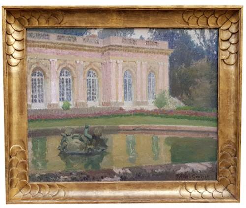 The Grand Trianon -Robert GENICOT (1890-1981)