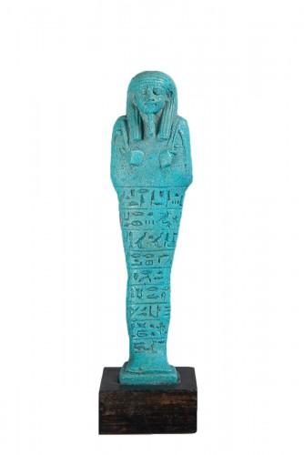 Shabti of Psammetik son of Sebarekhit