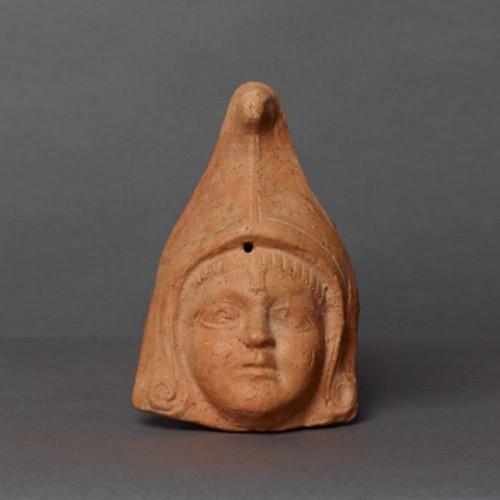 Ex-voto of an Attis head - Ancient Art Style