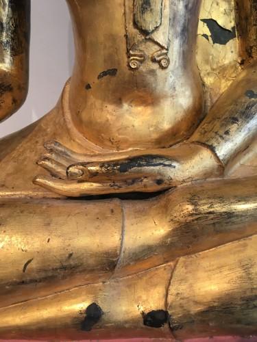 Asian Works of Art  - Seated Buddha