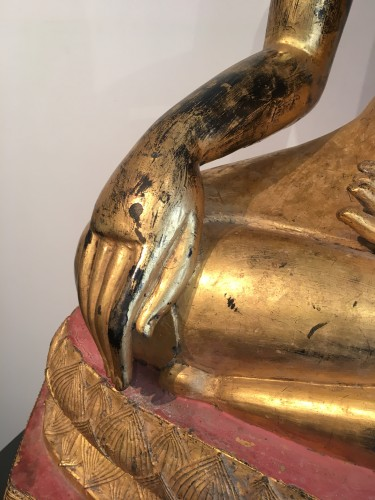 Seated Buddha -