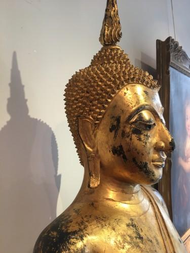 19th century - Seated Buddha