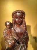 Virgin and child from Malines