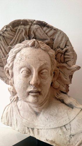 Bust of a woman, Renaissance period - Sculpture Style Renaissance