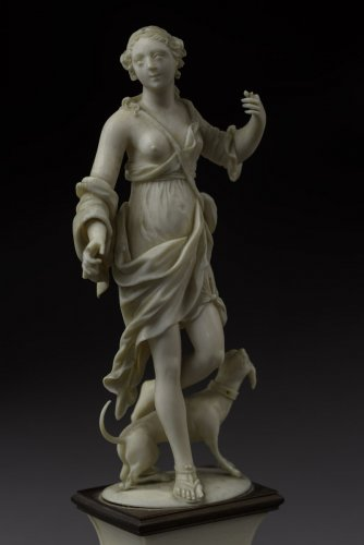 Diana Hunting from Belleste ( 1731-1811) - Sculpture Style