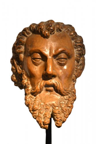 Head of a man end of gothic period