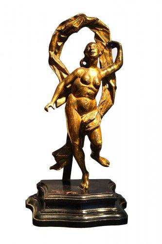 Venus in bronze early XVIIth century