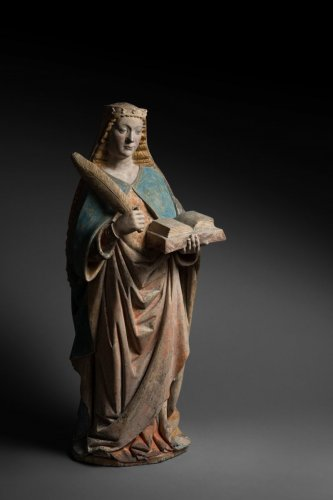 Sculpture  - Holy woman