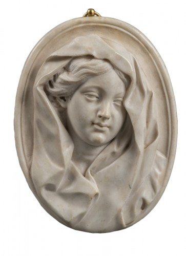 Roman marble relief XVII