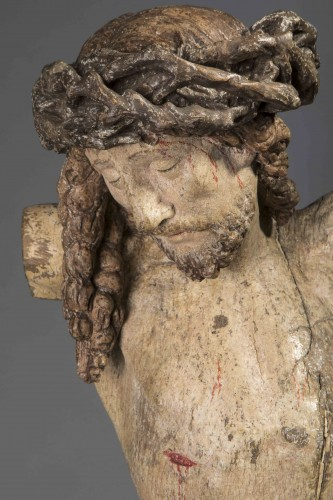 Sculpture  - Corpus Christi, north of France early 16th century