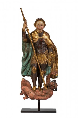 Saint Michael, 16th century
