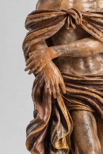 Christ with links - Trapani -