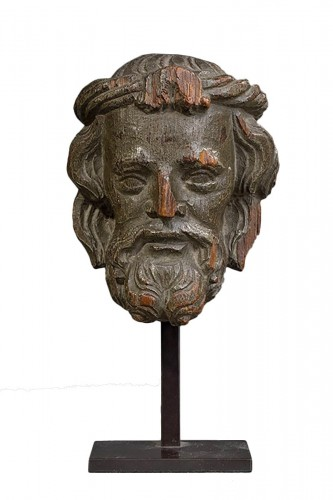 Head of Christ 14th century