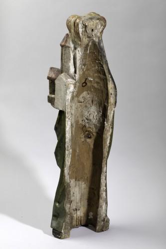 Saint Edwig, late 15th century -