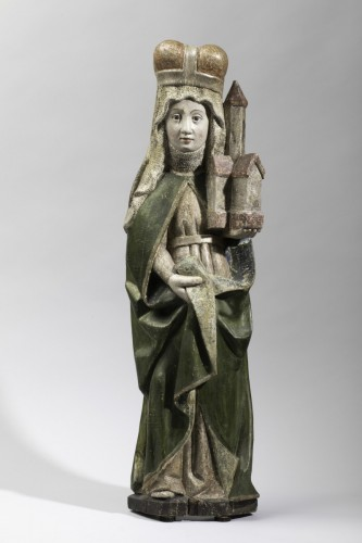 16th century - Saint Edwig, late 15th century