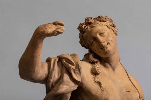 Modello Allegory of the Temperance,  XVIII century - Sculpture Style