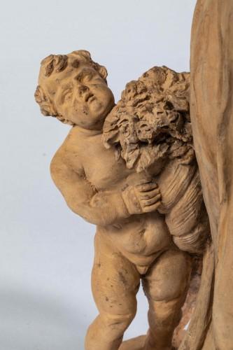 Sculpture  - Modello Allegory of the Temperance,  XVIII century