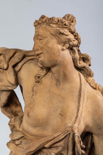 Modello Allegory of the Temperance,  XVIII century -