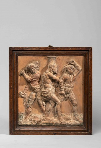 17th century - 17th terracotta from flanders