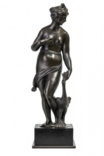Juno in bronze venice 17th century