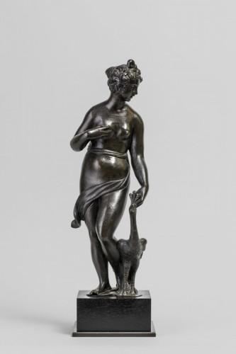 Juno in bronze venice 17th century -