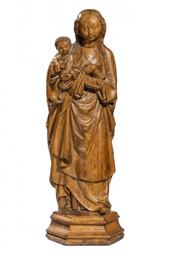 virgin and child from Mechelen early XVI century