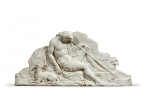 The Sleep of Endymion - England 18th century