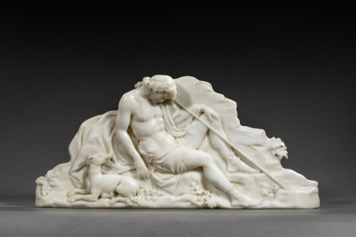Sculpture  - The Sleep of Endymion - England 18th century