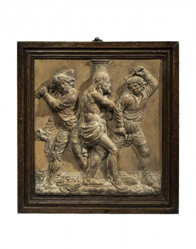 Low relief terracotta after an Albrecht Dürer model -Flanders, XVII Century