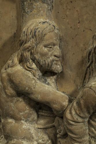 Sculpture  - Low relief terracotta after an Albrecht Dürer model -Flanders, XVII Century