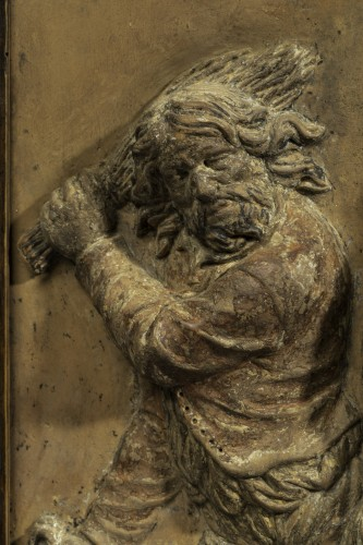 Low relief terracotta after an Albrecht Dürer model -Flanders, XVII Century -