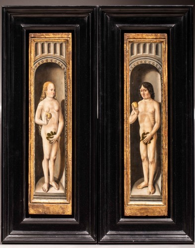Adam and Eve - Germany beginning of the 16th century