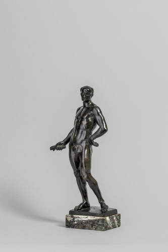 Julius Caesar - Italy late 17th century - Sculpture Style