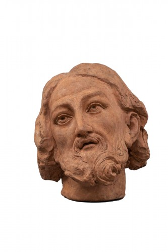Modello in terracotta 17th century