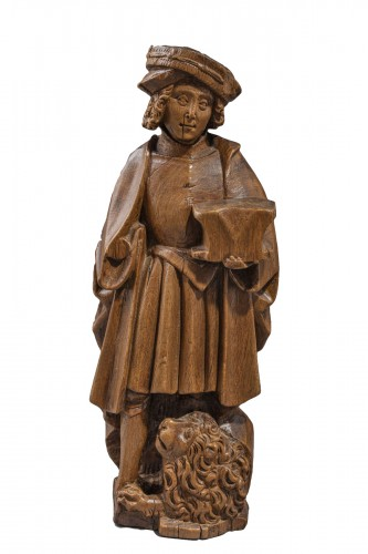Saint Adrian,  Malines early 16th centur