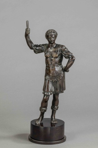Sculpture  - Roman Emperor, Italy 16th century