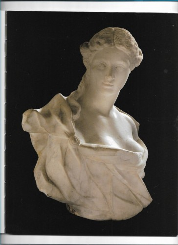 Italian bust of woman - 17th century -