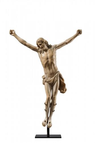 Christ en ivoire - France, Seconde moitié du XVIIe siècle