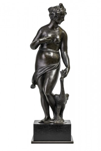 Workshop of G. Campagna - Juno in bronze, Venice, End of the 16th century